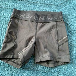 Lululemon biker short black